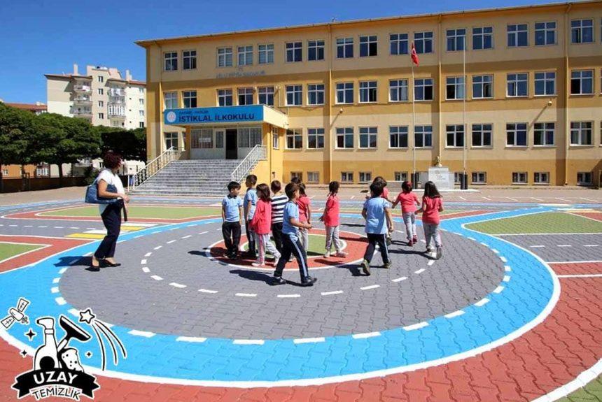 Okul Temizliği